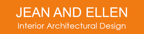 Jean and Ellen Interior Architectural Design, Logo